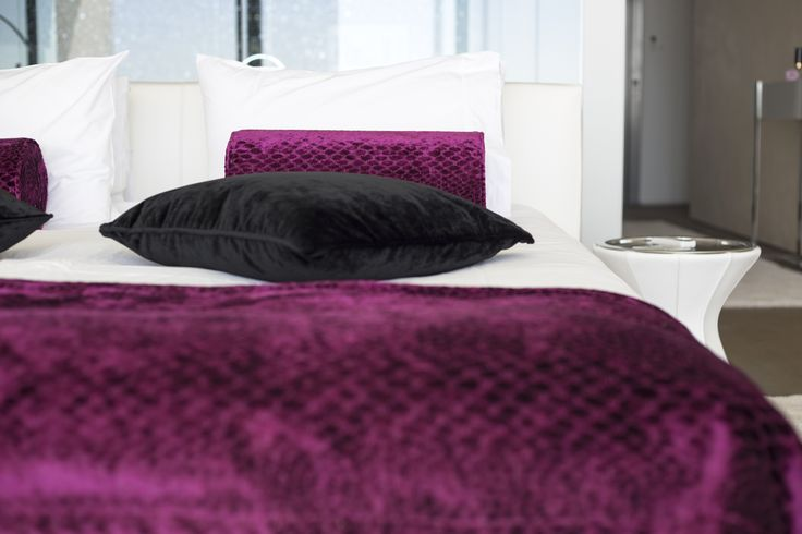 Cushions and bed runner by Limitless Creations