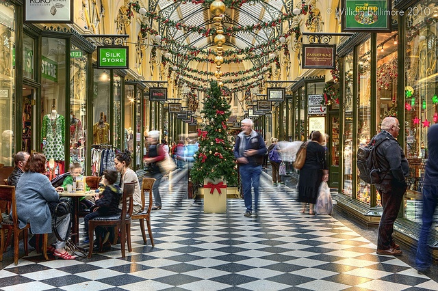 Royal Arcade;  Melbourne, Victoria. #Travel, #Melbourne, #Victoria, #Royal-Arcade