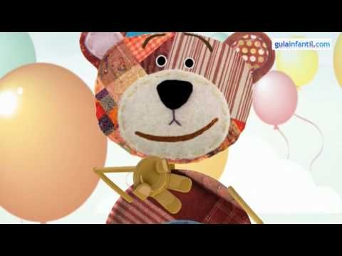 Sign with your children could be a good manner to learn spanish easily. This is a typical spanish child song video. You can activate the subtitle and try to follow the lyric.    Lyric:  http://www.guiainfantil.com/articulos/ocio/cuentos-infantiles/cumpleanos-feliz-cancion-infantil/  More spanish songs for children:  http://www.youtube.com/playlist?li...
