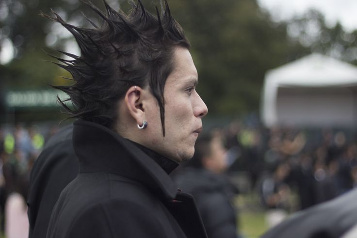 Look, style, hair