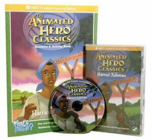 FREE Harriet Tubman DVD mailed to your house - no credit card info required!