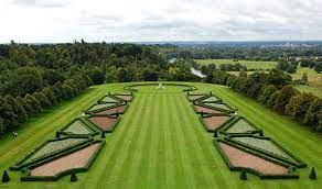 Clivedencountry house hotel - former home of the Astros just outside London.  You can stay or have lunch there. Set lunches Monday to Saturday are fantastic value: ask for a table by the windows with the stunning views.