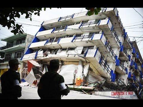 Earthquake DEVASTATES Mexico - YouTube