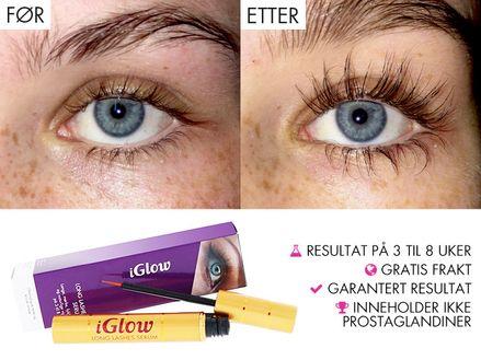 iGlow Long Lashes Serum - Vippeserum middle image 0