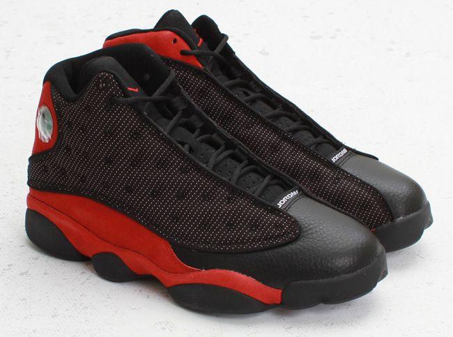 Release Date: Air Jordan 13 Retro BRED