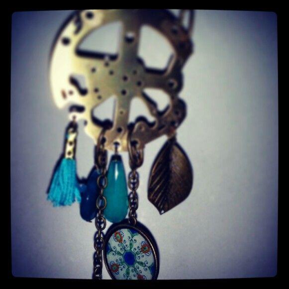 Gipsy necklace