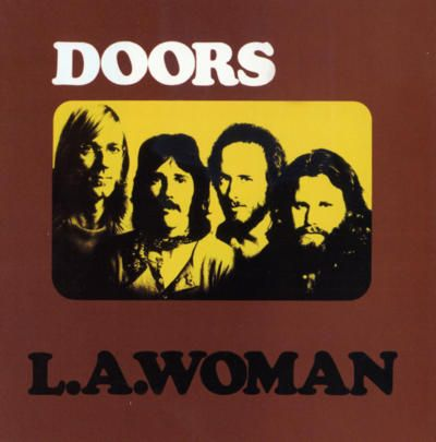 The Doors album covers | Woman - The Doors Album Cover Art]