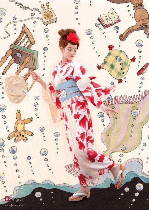 ふりふ PARCO 夏のキャンペーン広告 | Sumally