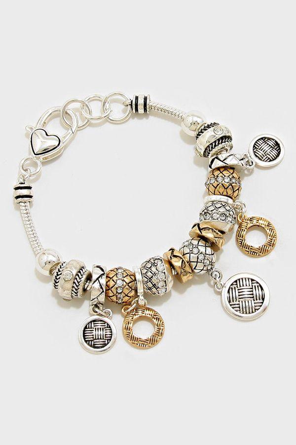 Anna Bracelet on Emma Stine Limited