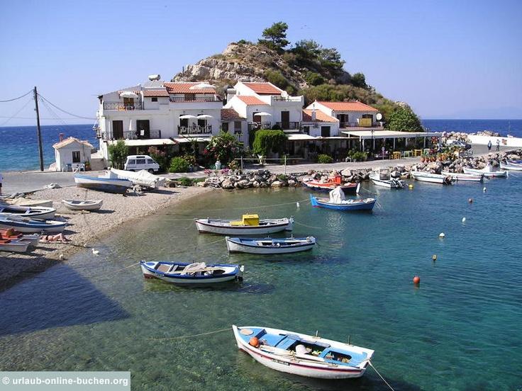 Kokkari, Samos: http://www.urlaub-online-buchen.org/sommerurlaub/griechenland/samos.html
