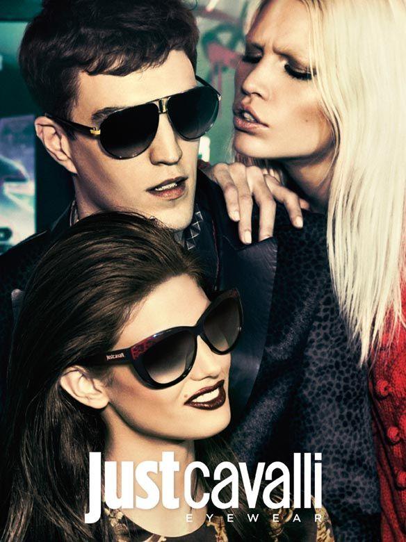Just Cavalli Glasses 2013 – Fall-Winter 2012-2013 Campaign