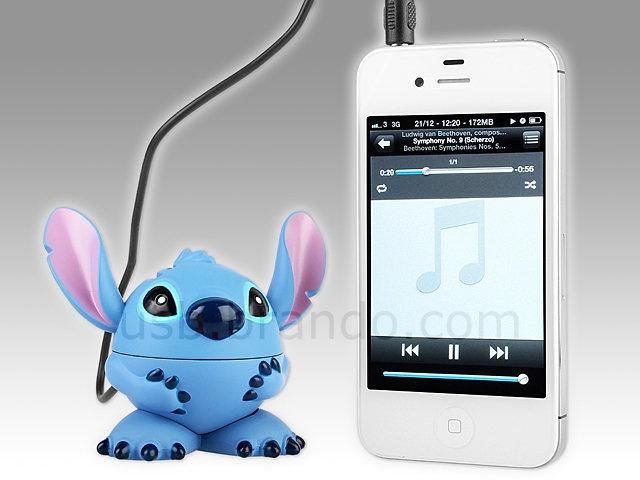 Disney Stitch USB Rechargeable Mini Speaker