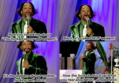 "Katt Williams ""Self Esteem"""