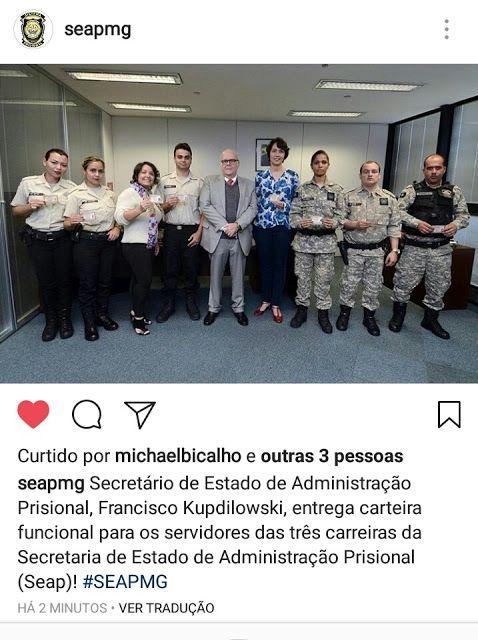ALEXANDRE GUERREIRO: SECRETÁRIO DE ESTADO DE ADMINISTRAÇÃO PRISIONAL DR...
