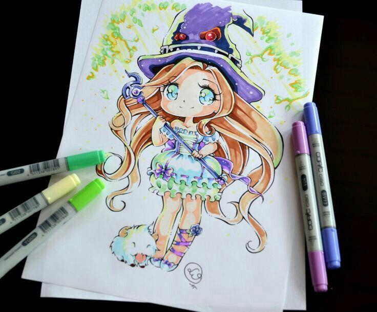 Как рисовать аниме девушек поэтапно в картинках