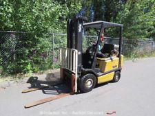 "Yale GLP030 3K Industrial Warehouse Forklift Lift Truck LPG 48"" Forks bidadooforklift financing apply now www.bncfin.com/apply"