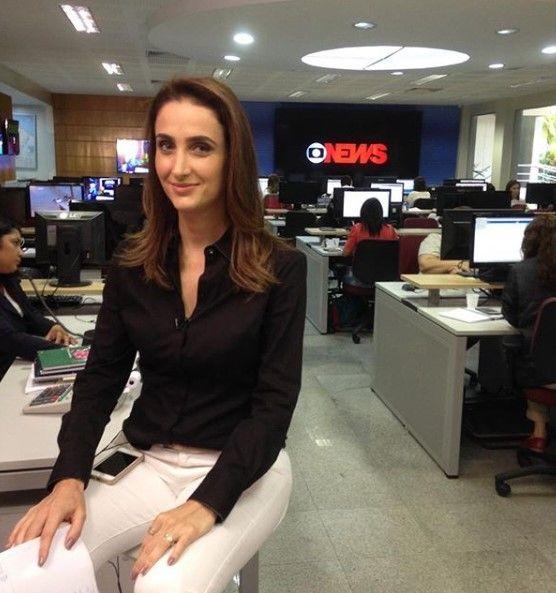 Patrícia Nielsen Ao Vivo para a Globo News  | Coordenação de Estilo