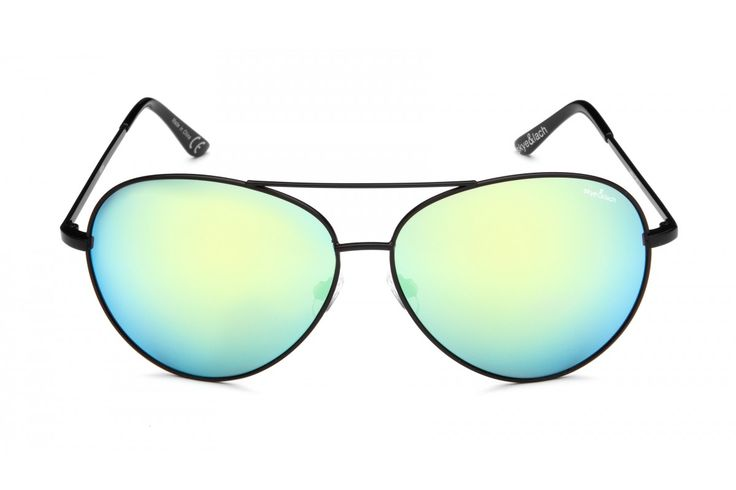 MINX Malibu Green   Oversized Aviator   Skye & Lach Eyewear