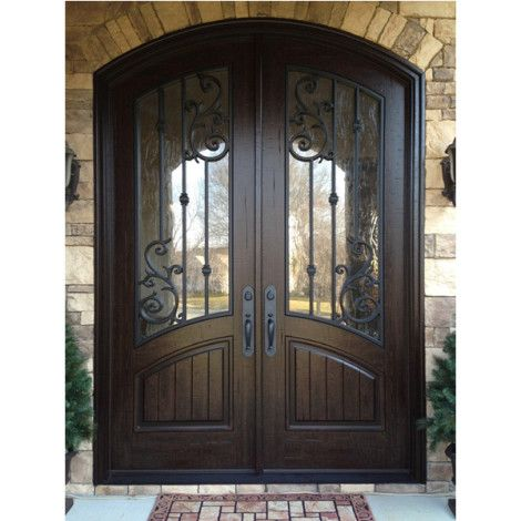 Adoore designs are artistic forgers of wrought iron for for High end exterior doors