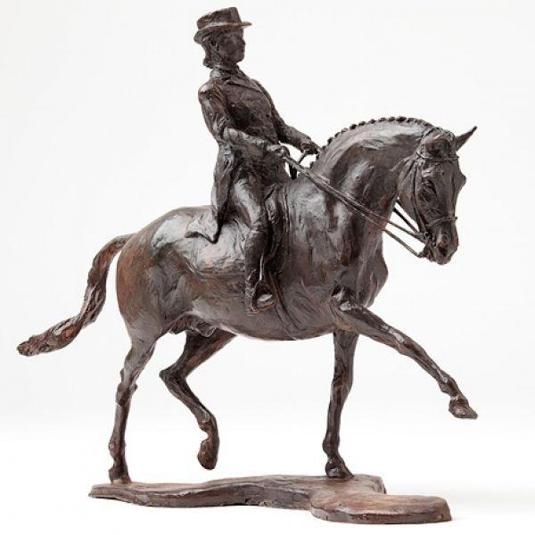 Bronze Horse Sculpture / Equines sculpture by artist ...