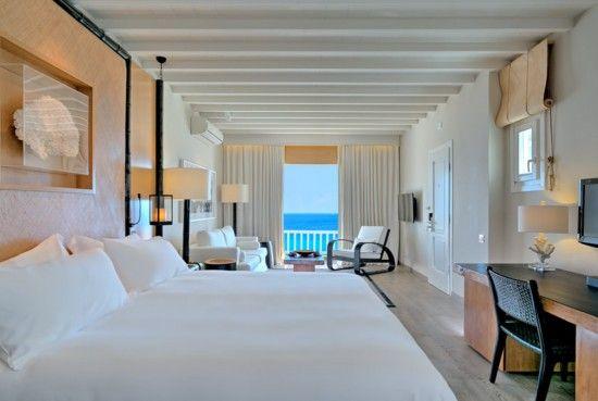 Seaview Suite | Santa Marina a Luxury Collection Hotel in Mykonos