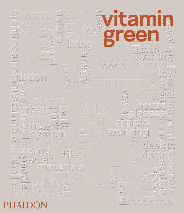 Vitamin Green | Architecture | Phaidon Store