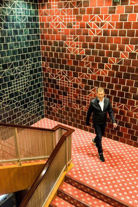 How Bottega Veneta Creative Director Tomas Maier Is Saving Tokyo's Hotel Okura - Condé Nast Traveler