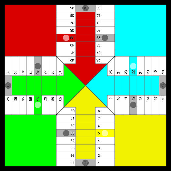 Parcheesi game to print Spanish Games, Learning Spanish, Ludo, Grammar Quiz, T 62, Printable Board Games, Board Game Design, Vocabulary Games, Board Games
