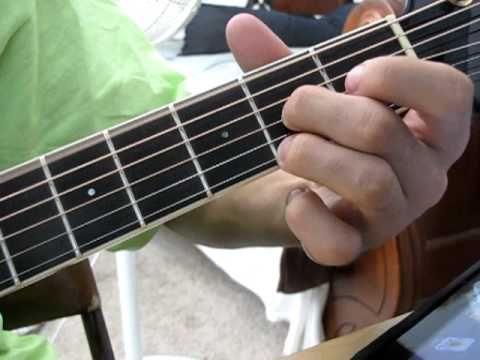 Amazing Acoustic Guitar riff Lesson.....