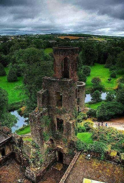 BARLEY CASTLE SCOTLAND