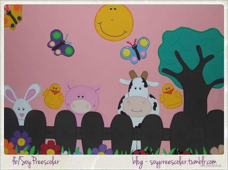 decorar sala de kinder : decorar sala de kinder:Decoracion Para El Salon De Clases
