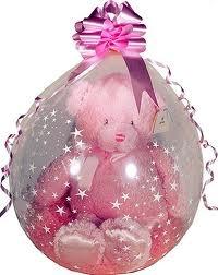 25€ από 40€ για ένα λούτρινο αρκουδάκι τοποθετημένο μέσα σε μπαλόνι. 'Ένα υπέροχο δώρο για το νεογέννητο αγοράκι ή κοριτσάκι. 'Εκπτωση 40%   http://www.deal4kids.gr/deals.php?id=109