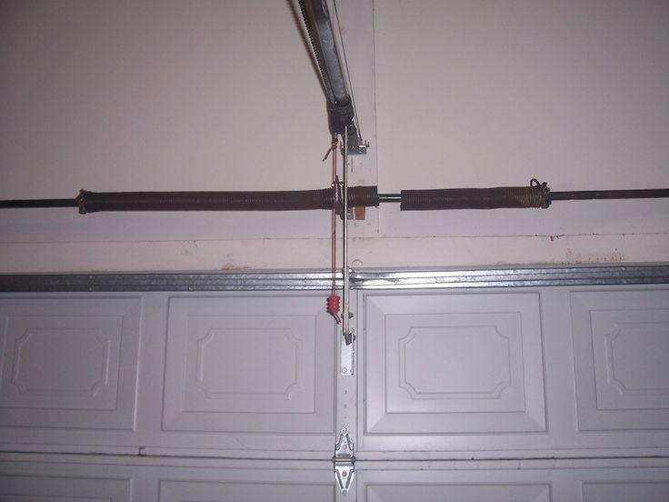17 best ideas about garage door spring repair on pinterest garage door replacement garage - Chamberlain garage door repair ...