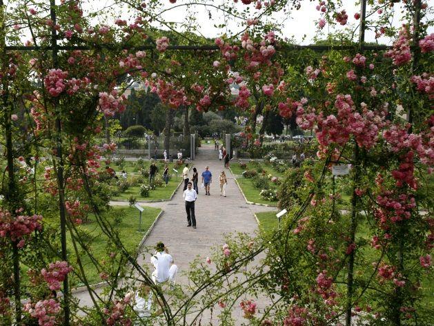 Roseto Comunale - Turismo Roma