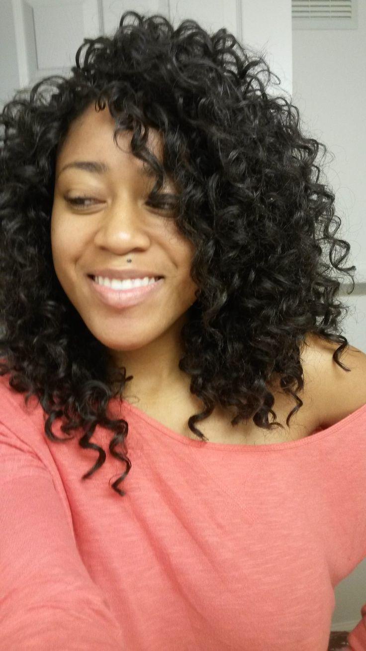 Amazing 1000 Ideas About Curly Crochet Hair Styles On Pinterest Crochet Short Hairstyles For Black Women Fulllsitofus