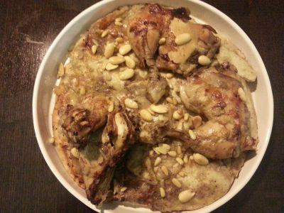 Palestina Musakhan #chicken #kylling #palestina #palestine #sumak #middleeast #midtausten