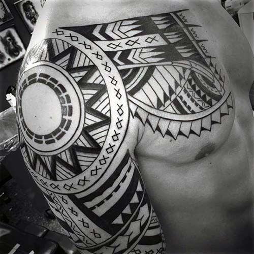maori tribal dövmeler tattoos 36