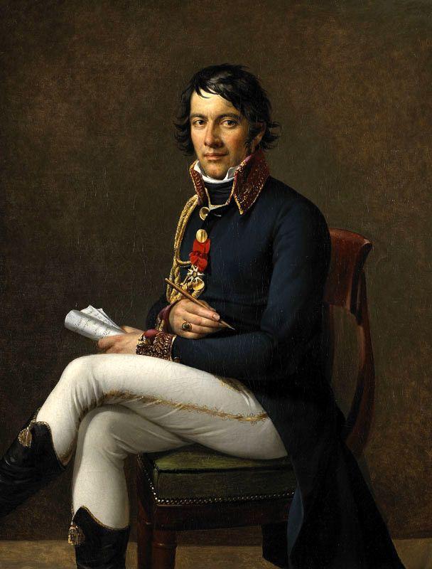 Marie-Guillemine Benoist - Portrait of Baron Larrey
