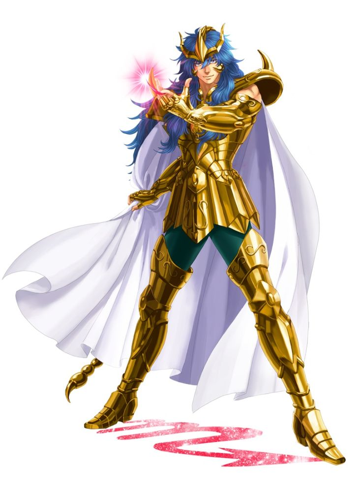Saint Seiya - Gold Saint Scorpio Milo