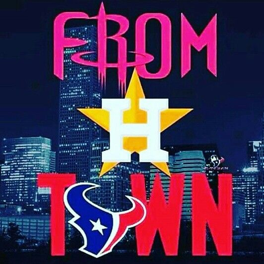 Houston tx Rockets Texans Astros