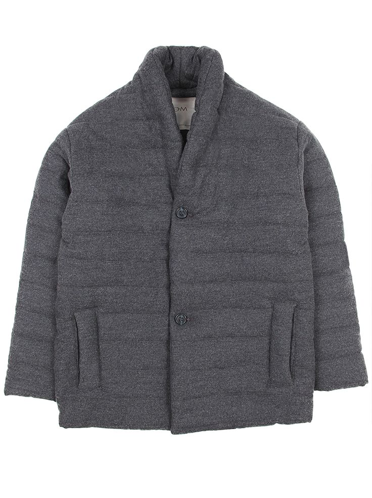 Kimono quilted jacket, by Objects without Meaning. Pas de