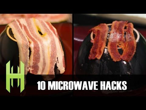 10 Things You Didn't Know Your Microwave Could Do! - YouTube