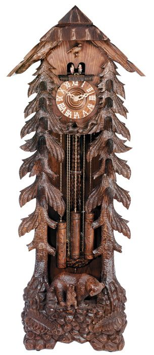 Image detail for -... grandfather cuckoo clocks :: Cuckoo Clocks Unlimited Your Source For