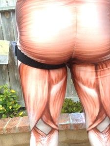 Yoga butt...this is exactly what I'm dealing with! Good tips I'll have to try.
