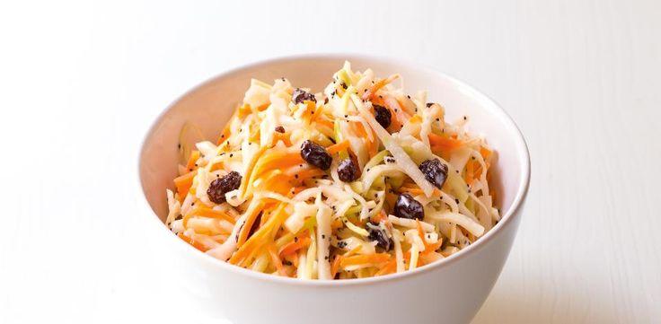Recepty: Zdravý coleslaw