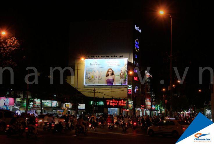 Bảng quảng cáo Enchanteur - 279 Hoàng Diệu , Phường 13 , Quận 4 , Tp. Hồ Chí Minh