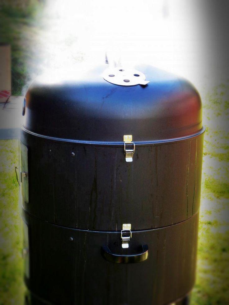 http://plejady24.pl/wedzarka-xl-barbecook… Wędzarnia Barbecook - wędzarnia, grill, palenisko 3 w 1 #smoker #barbecook #grill #wedzarnia