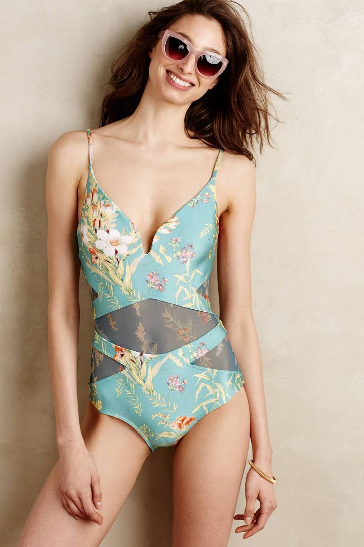 Anthropologie's New Arrivals: Swimwear & Cover-ups - Topista
