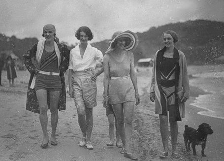 Controversial swimsuits.