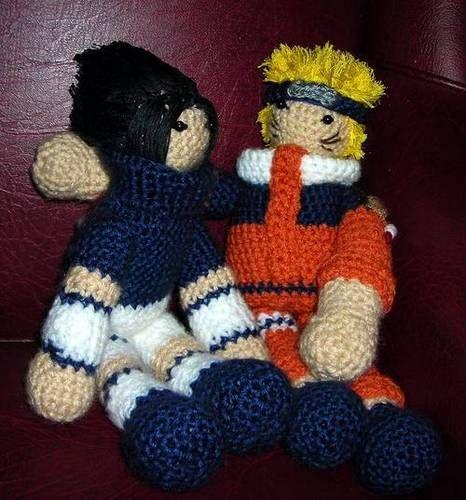 Amigurumi Naruto Pattern : Basic Humanoid Amigurumi Pattern - CROCHET Crochet ...